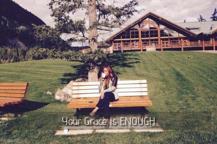 Grace, Grace – Your Grace isEnough