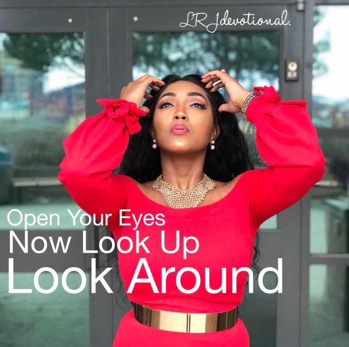 Open Your Eyes – LookAround!